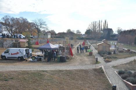 Cel mai mare concurs de mondioring din România, în Cetatea Oradea (FOTO / VIDEO)