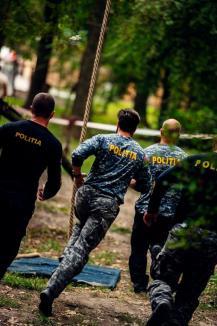 Șase mascaţi din Bihor se luptă pentru Cupa Structurilor speciale. Vezi cum arată fără echipamente! (FOTO / VIDEO)
