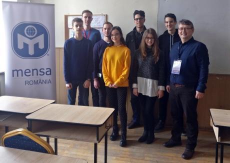 Mensa a testat perspicacitatea elevilor de la Colegiul Emanuil Gojdu