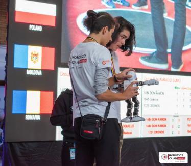 Tinerii orădeni de la Don Orione au triumfat la concursul Robochallenge București (FOTO)