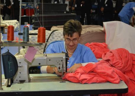 Peste 800 de locuri de muncă vacante în Bihor. Ce meserii se caută