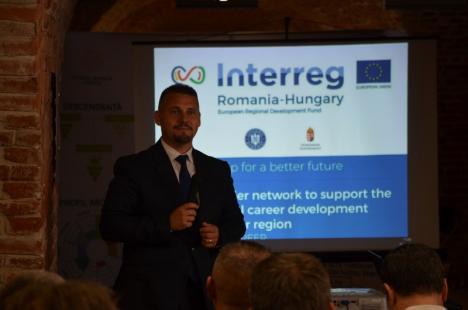 Investiții europene de peste 1,5 milioane euro pentru a-i ajuta pe tinerii bihoreni cu orientarea în carieră