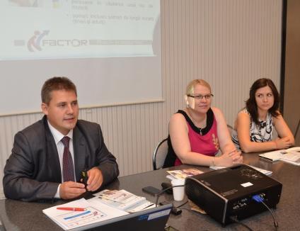 Şomerii bihoreni, pregătiţi pentru angajare cu bani europeni