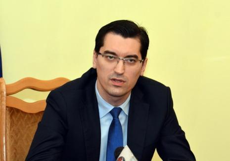 Preşedintele FRF, Răzvan Burleanu, la Oradea: 'Fotbalul românesc este un bolnav în terapie intensivă'