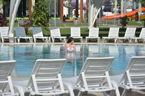 Se deschide sezonul estival la Aquapark-ul din Oradea. Vezi care sunt noutăţile! (FOTO/VIDEO)