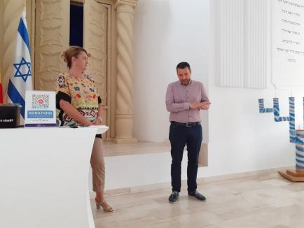 Orădenii și turiștii, invitaţi să sprijine prin donaţii 'contactless' activitățile și obiectivele turistice (FOTO)