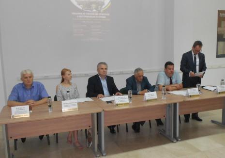 Cea de-a XIII-a ediţie a sesiunii de comunicări a doctoranzilor în Istorie s-a desfăşurat la Universitatea din Oradea