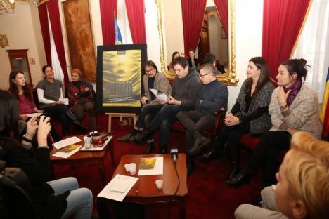 'Sufocare': Cel mai nou spectacol al Teatrului Regina Maria este realizat după piesa americanului care a scris şi 'Fight Club'