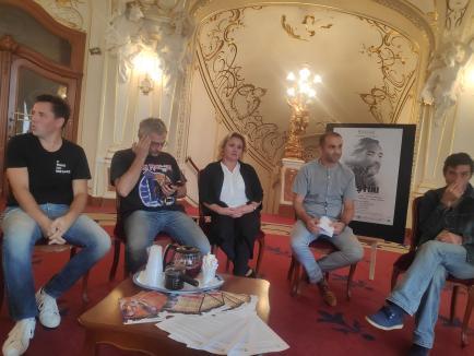 """Teatrul Regina Maria din Oradea anunță o premieră naţională ce invită la credinţă şi revoltă. """"Diavolul"""" Richard Balint joacă rol de... pastor!"""
