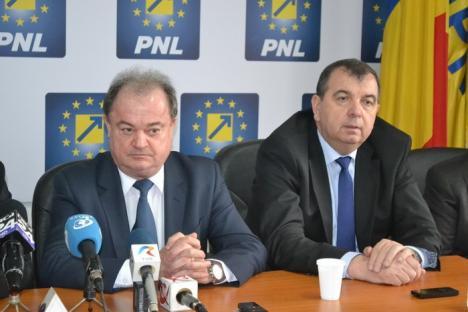 Liderii PNL, puşi în dificultate de BIHOREANUL: la centru pregătesc sancţiuni împotriva penalilor din partid, la Beiuş îi ascund (FOTO/VIDEO)