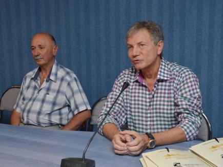 """Al XV-lea Congres Internaţional de Dacologie, la Oradea: """"Am picat din cer!"""""""