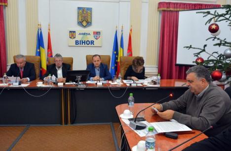 Consiliul Judeţean a împărţit 7,4 milioane lei primarilor din Bihor. Avrigeanu acuză că edilii PNL au fost 'săriţi'