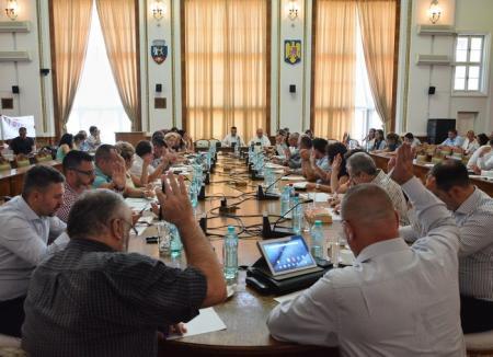 Consiliul Local a aprobat extinderea zonelor prioritare de reabilitare a faţadelor din Oradea