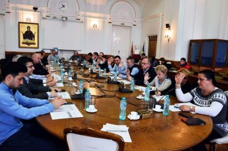 La raport: Primăria Oradea a încheiat anul 2017 cu un excedent bugetar de 1,8 milioane lei