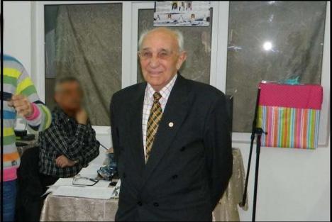 S-a stins din viață Constantin Pană, autorul istoriei atletismului bihorean și unul dintre cei mai longevivi activişti ai sportului