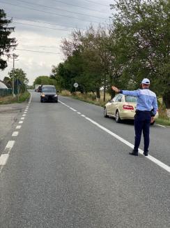 Val de amenzi pe șoselele din Bihor, în weekend: Poliţiştii au dat 780 de sancțiuni, în valoare de peste 300.000 lei(FOTO)