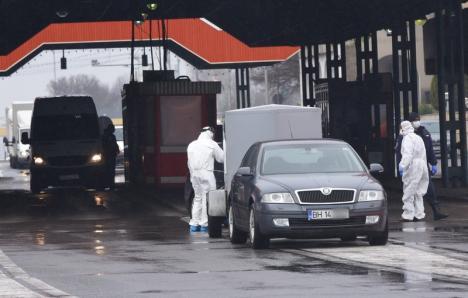 S-a decis: Cum şi pe unde pot trece muncitorii transfrontalieri, inclusiv cei din Bihor, graniţa dintre România şi Ungaria