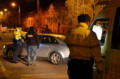 Poliţiştii au aplicat amenzi şi înainte de Paşte în Bihor, în cuantum de 250.000 lei