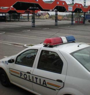 Peste 12 tone de mere şi cartofi, vopsele de păr şi veioze, confiscate în Borş