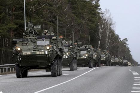 Via Carpatia, autostrada care va trece prin Bihor, este o prioritate NATO, pentru transportul rapid al militarilor