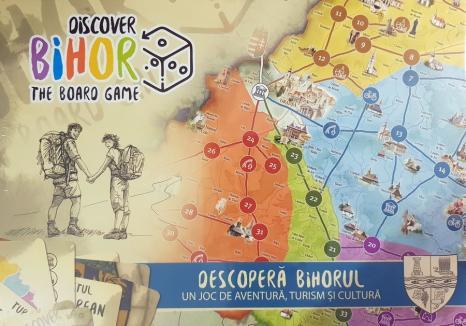 'Discover Bihor': Se lansează un joc inedit cu obiectiveturistice din județ. Cât costă