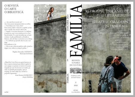 Like & share Familia: Cum arată noul număr, radical schimbat, al revistei de cultură