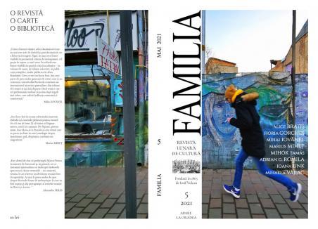"""Numărul 5 al revistei """"Familia"""" este la tipar. O nouă copertă surprinzătoare!"""