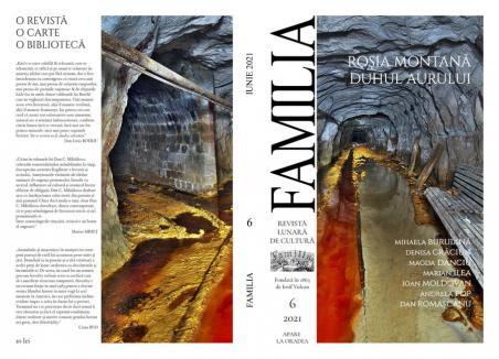 Numărul 6 al revistei de cultură Familia se lansează la Cărtureşti