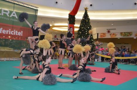 Regal de dans: 450 de copii din toată ţara s-au întrecut în weekend la ERA Park (FOTO)