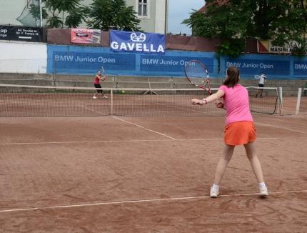 Arena Voinţa a găzduit Cupa memorială Lenke Ziszovits Popper la tenis de câmp