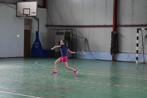 Cupa '1 Iunie' la tenis din Defileul Crişului Repede şi-a desemnat câştigătorii (FOTO)
