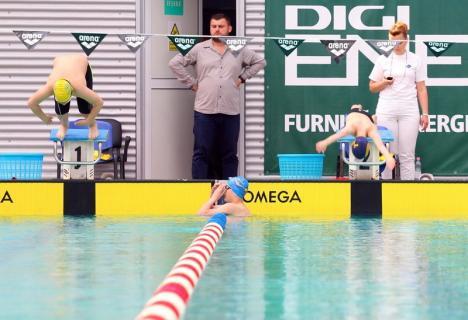 Peste 200 de copii se vor întrece la cea de-a doua ediţie a concursului de nataţie Nymphaea Trophy