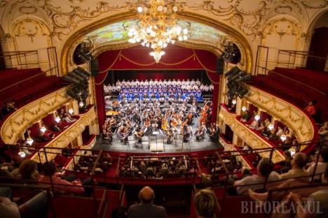 Corul Filarmonicii Oradea susține fragmente din opere celebre