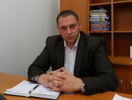 Şefu' mare, şef mai mic: Mazilit de la ITRSV, liberalul Daniel Coraş a primit tot un post de boss