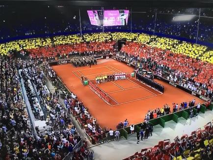 Simona Halep a calificat România în Grupa Mondială a Fed Cup