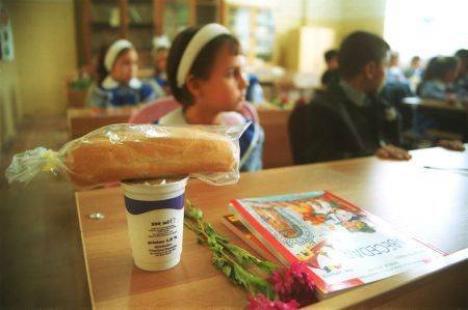 Cornul şi laptele elevilor au ajuns obiecte de batjocură