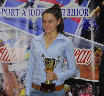 Cornelia Deiac, campioană naţională la sărituri în lungime