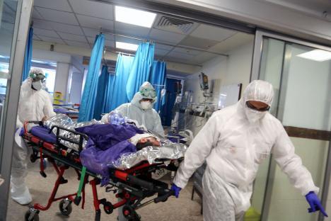 A fost confirmat al patrulea deces de coronavirus în România!