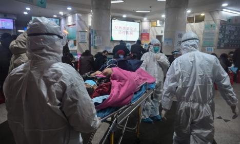 Virusul mortal din China: Numărul morţilor a ajuns la 56, iar al bolnavilor la 2.000. Locuitorilor din Beijing li s-a cerut să nu-şi mai dea mâna