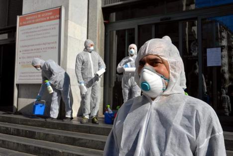Toată Italia a fost plasată în carantină din cauza coronavirusului!