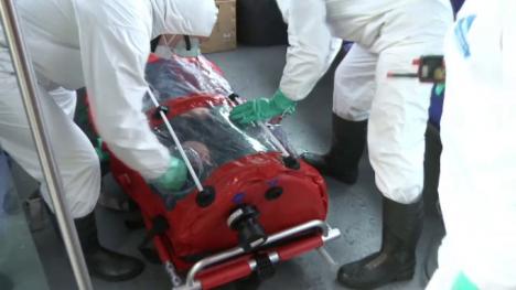 Al patrulea caz de coronavirus din ţară, confirmat la Timişoara: Un bărbat de 47 de ani care a călătorit în acelaşi avion cu femeia bolnavă