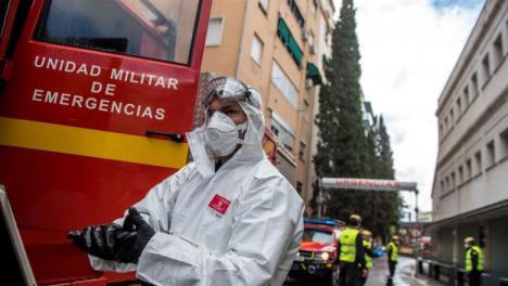 Spania, tot mai lovită de coronavirus: 838 de morți înregistrați în ultimele 24 de ore