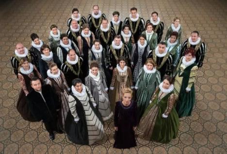 """Cadou de ziua Oradiei: Corul Național de Cameră """"Madrigal-Marin Constantin"""" va concerta la Catedrala Sfântul Nicolae"""