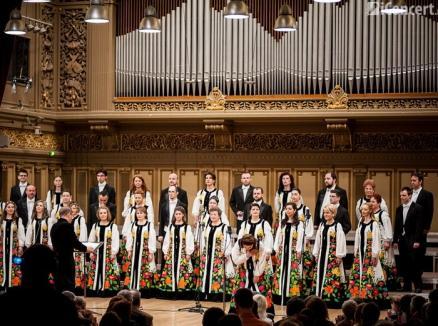 Corul Madrigal concertează la Oradea! Invitata specială va fi soprana Florina Hinsu