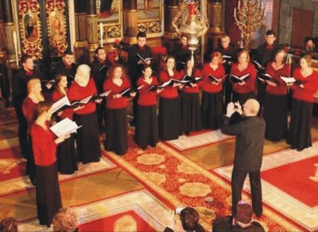 Orădeni la Praga: Corul Voces participă la Festivalul Coral de Advent şi Crăciun din capitala Cehiei