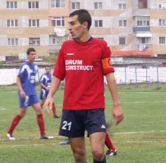 Cosmin Iuhas, prima achiziţie din această iarnă pentru FC Bihor