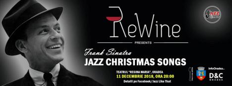 Concert extraordinar de Crăciun: Gabriel Farkas & Band vor cânta cântecele celebre ale lui Frank Sinatra