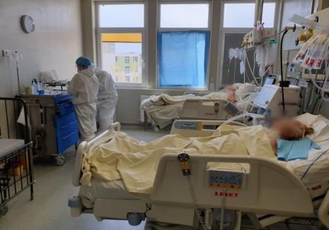 Covid în Bihor: Încă 10 decese înregistrate şi 34 de cazuri noi. Câte cazuri active sunt în fiecare comună şi oraş