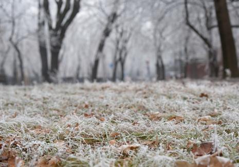 Meteorologii avertizează: vreme deosebit de rece, brumăşi îngheţ în următoarele zile