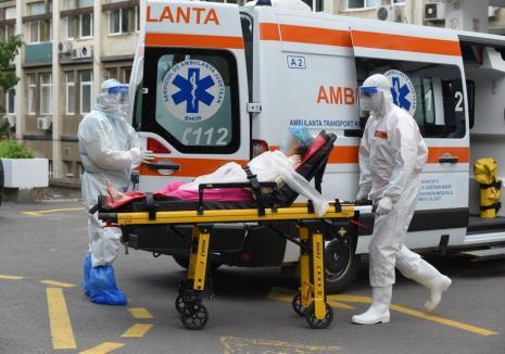 216 noi cazuri de Covid în Bihor, al doilea record consecutiv. Încă 5 bolnavi infectați au murit